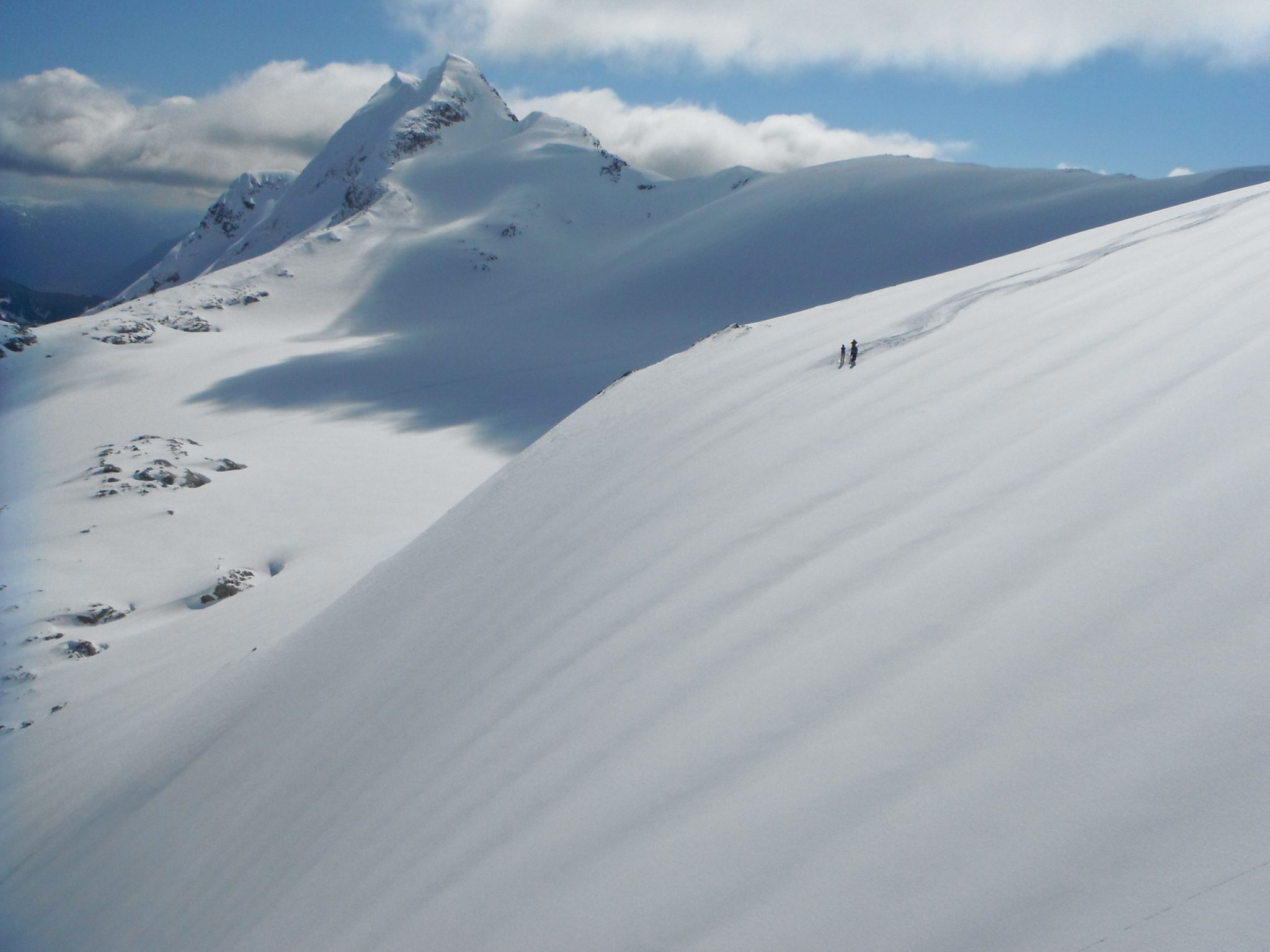 Learn how to backcountry ski
