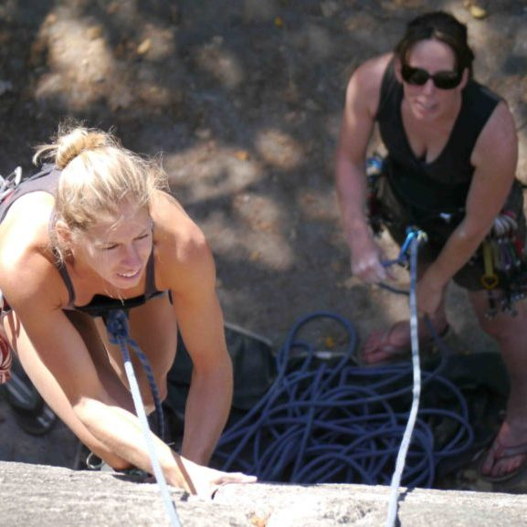 Rock Climbing Course in Squamish