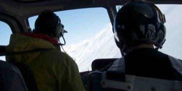 Heli Mountaineering