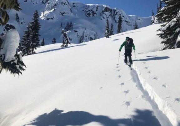 How to backcountry ski