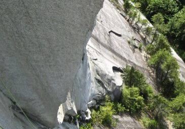 U Wall Squamish