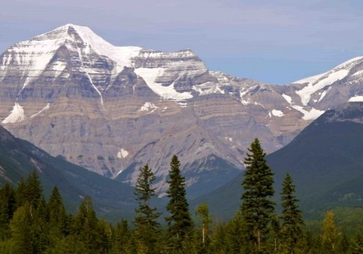 Mount Robson, BC Canada