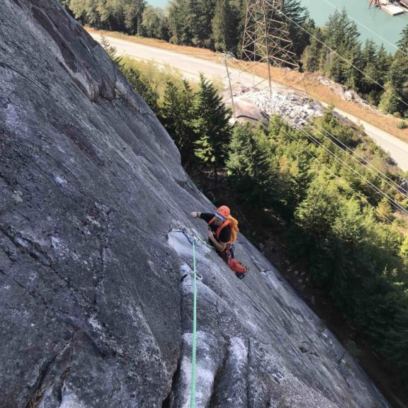 Online rock climbing courses