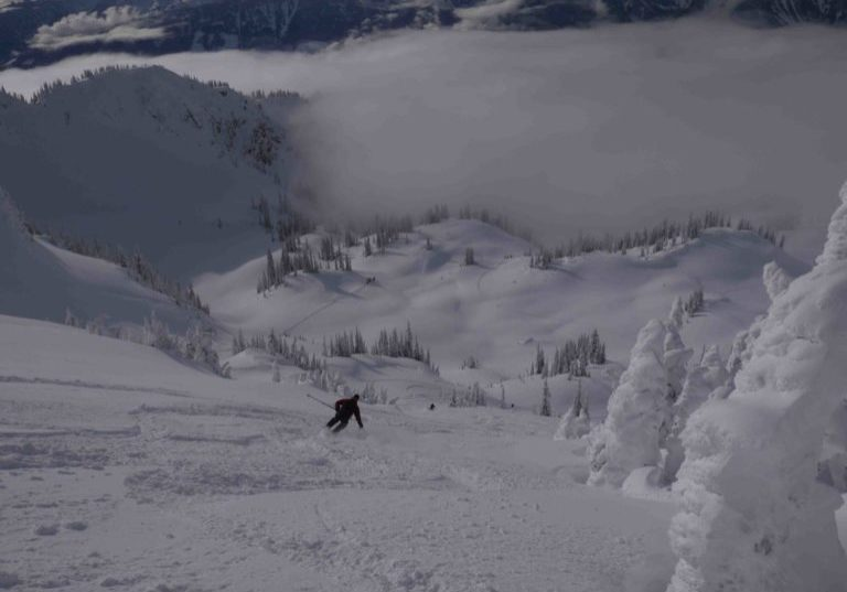 Revelstoke Mountain Resort Backcountry